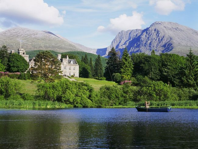 Traveling with Your Family in Argyll Scotland