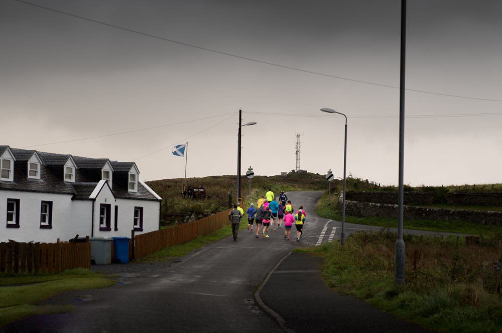 Some Marathon Events Held in Argyll in September
