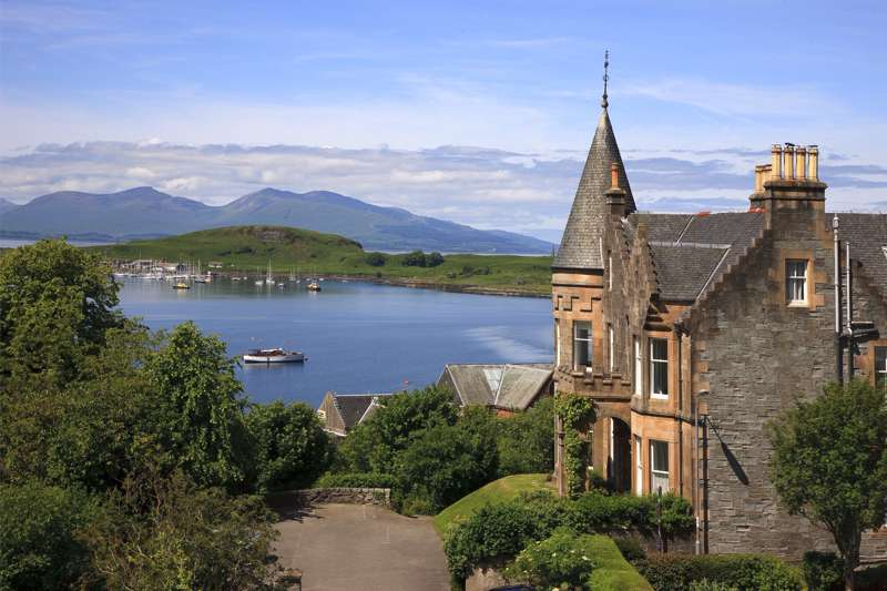 Five Stars Destination from Argyll, UK