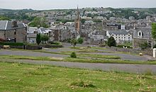 Rothesay_from_Serpentine_Road