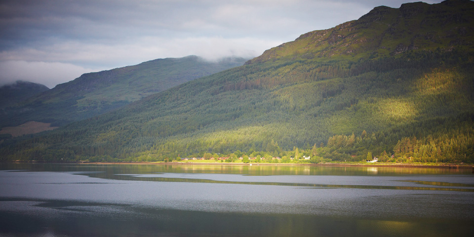 Scottish lochs